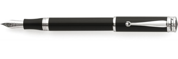 Montegrappa - Ducale - Fountain Pen - Black