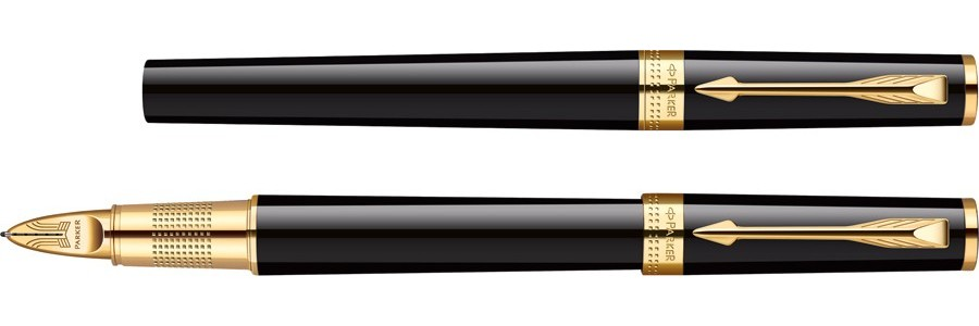 Parker - Ingenuity 5TH - Classic Collection Large fin. oro.