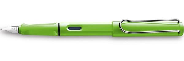 Lamy - Safari - Fountain pen - Green