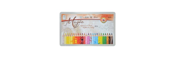 koh-i-noor - Pencil Magic Multicolor - 24