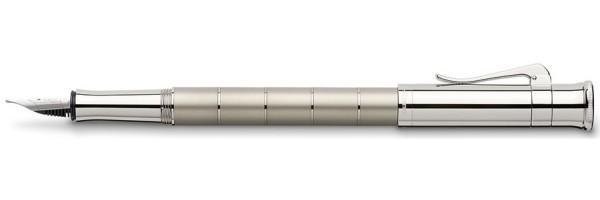 Graf von Faber-Castell - Classic Anello - Stilografica Titanio