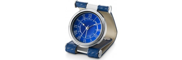Dalvey - Cavesson Clock blu