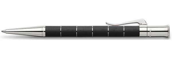 Graf von Faber-Castell Classic Anello - Penna a sfera Ebano