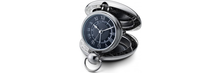 Dalvey orologio voyager nero dalvey orologi da tav - Dalvey orologio da tavolo ...