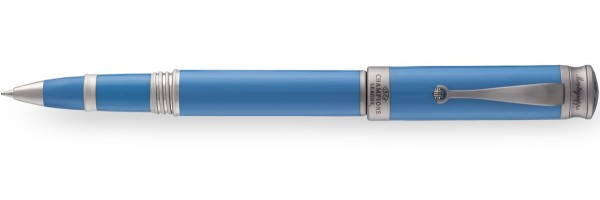 Montegrappa - UEFA - Roller - Light Blue