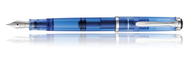 Pelikan - Stilografica - Classic M205 - Blue Demonstrator