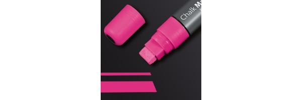 GL172 - Sigel - Marcatore a gesso 150, punta obliqua 5-15 mm - Rosa