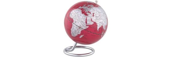 Emform - Mini Globo - Galilei - Red