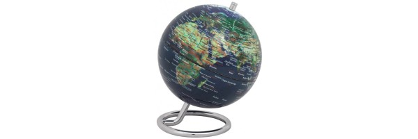Emform - Mini Globe - Galilei - Physical N° 2
