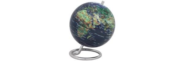 Emform - Mini Globo - Galilei - Physical N° 2 Blu