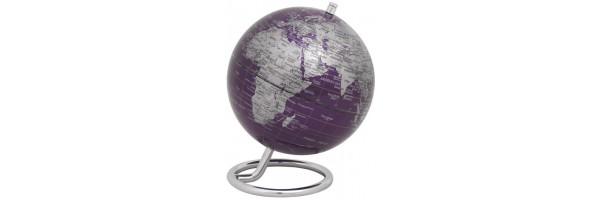 Emform - Mini Globo - Galilei - Purple