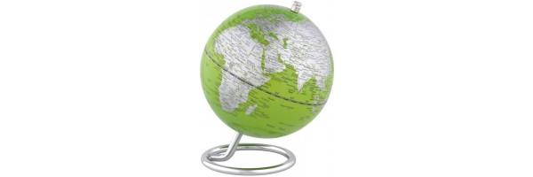 Emform - Mini Globo - Galilei - Green