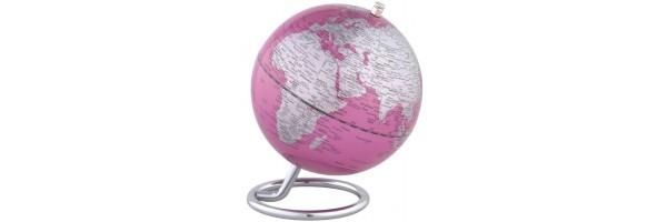 Emform - Mini Globo - Galilei - Pink