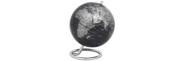 Emform - Mini Globo - Galilei - Black