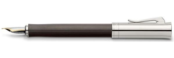 Graf von Faber-Castell Intuition Wood - Fountain Pen Grenadilla
