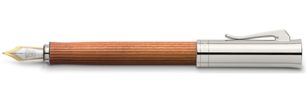 Graf von Faber-Castell Intuition Wood - Fountain Pen Pernambuco