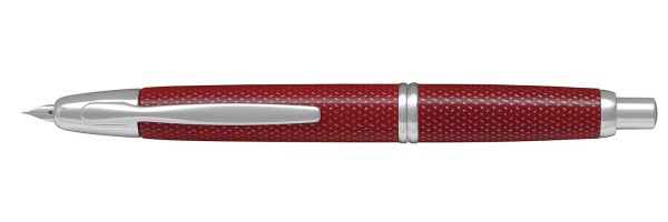 Pilot - Capless - Rosso Carbonesque - Stilografica