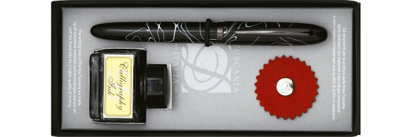 Akr99 - Dallaiti - Penna Stilografica - Nera