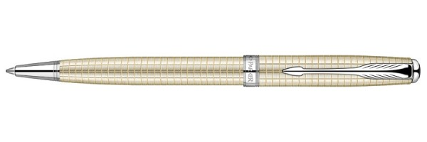 Parker - Sonnet Silver CT - Penna a sfera in argento