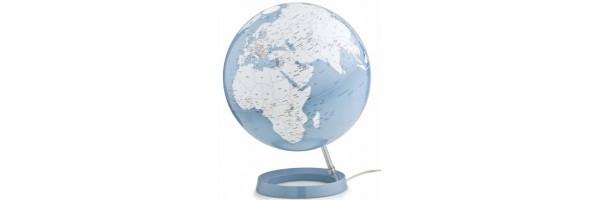 Atmosphere - Globo con luce - Azzurro