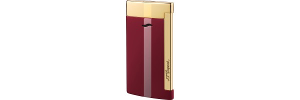 Dupont - 027707 - Slim 7 Lighter - Lotus Red