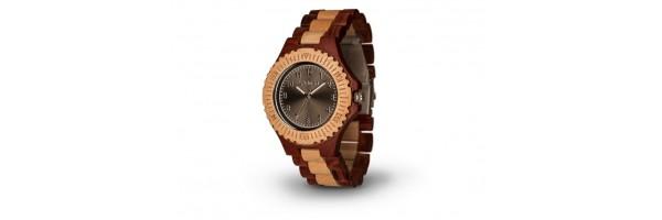 Laimer - Orologio da polso in legno - 0014