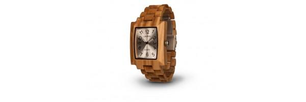 Laimer - Orologio da polso in legno - 0015