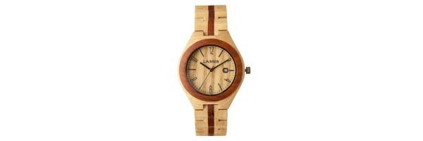 Laimer - Orologio da polso in legno - 0021