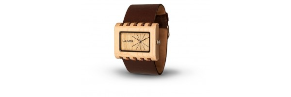 Laimer - Orologio da polso in legno - 0024