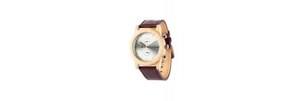 Laimer - Cronografo - Orologio da polso in legno - Peter - 0058
