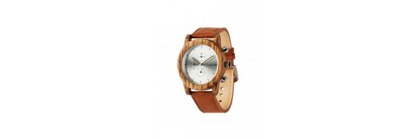 Laimer - Cronografo - Orologio da polso in legno - Paul - 0059