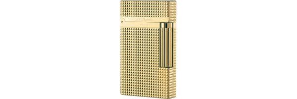 Dupont - 016284 - Accendino Linea 2 - Placcato Oro