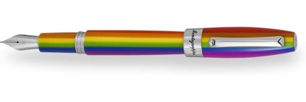 Montegrappa - Fortuna Rainbow - Stilografica