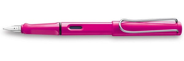 Lamy - Safari - Fountain pen - Pink