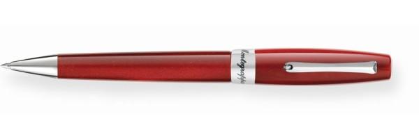 Montegrappa - Felicità - Penna a sfera Rossa