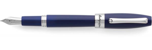 Montegrappa - Fortuna - Stilografica Blu