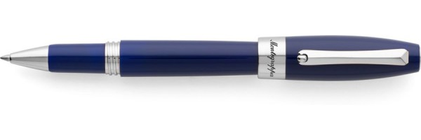 Montegrappa - Fortuna - Roller Blu