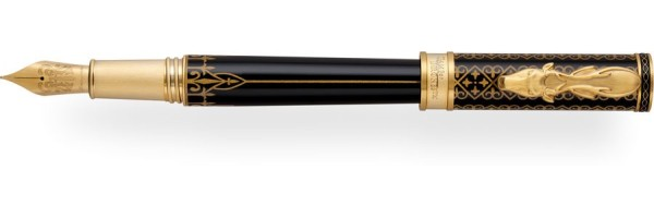 Montegrappa - Game of Thrones - Baratheon - Stilografica