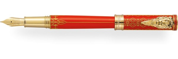 Montegrappa - Game of Thrones - Lannister - Stilografica