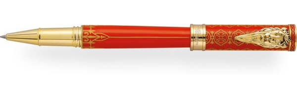 Montegrappa - Game of Thrones - Lannister - Roller