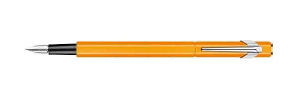 Caran d'Ache - 849 - Penna stilografica - Orange