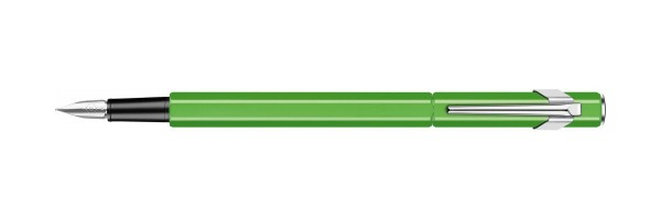 Caran d'Ache - 849 - Penna stilografica - Green