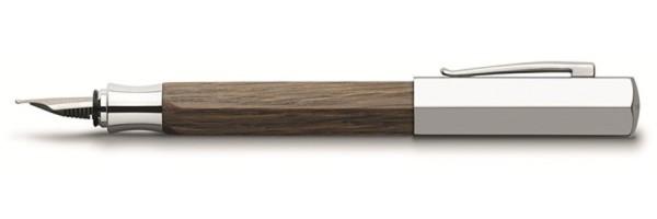Faber Castell - Ondoro - Stilografica - Wood