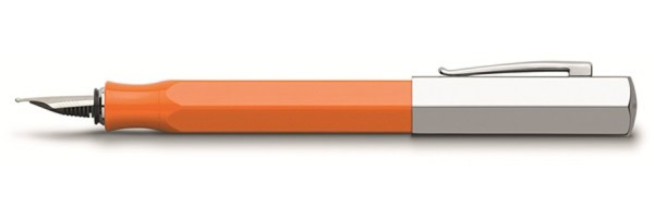 Faber Castell - Ondoro - Stilografica - Orange