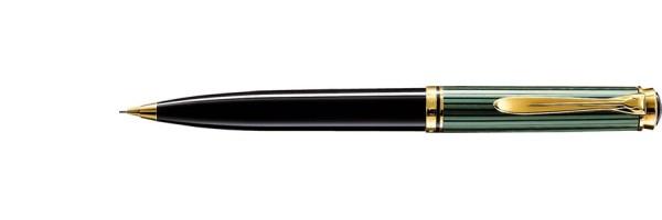 Pelikan - Souverän 600 - Green Black - Pencil