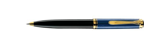 Pelikan - Souverän 600 - Black Blue - Ballpoint Pen
