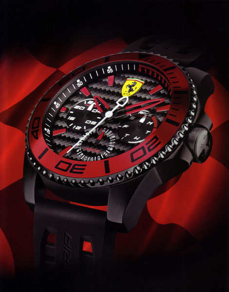 check-out 2c83c 71252 Orologi Scuderia Ferrari